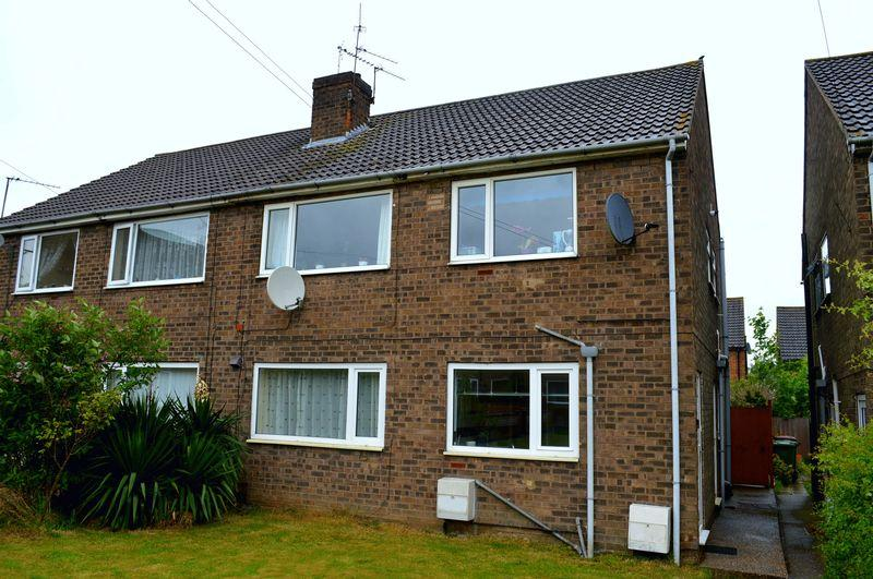 2 Bedrooms Apartment Flat for sale in Woodfield Close, Lincoln