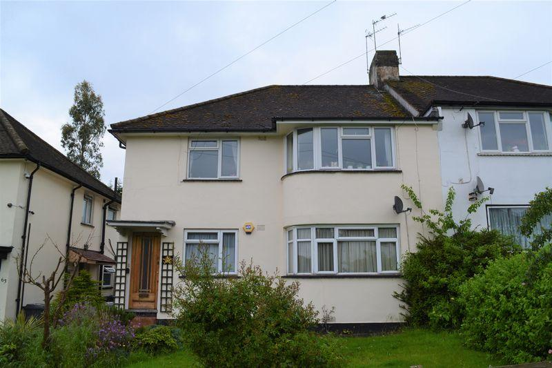 2 Bedrooms Maisonette Flat for sale in Westmere Drive, London
