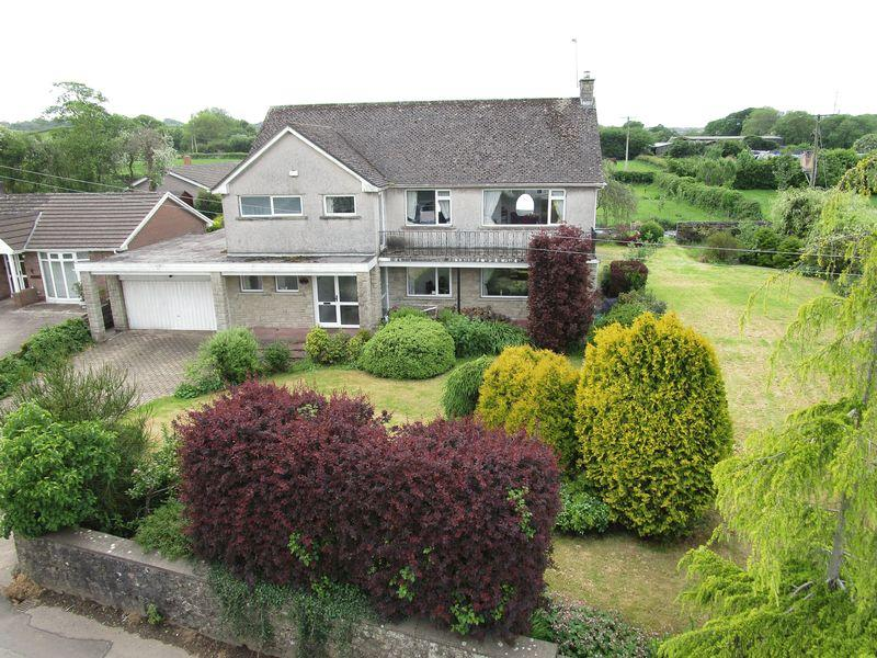 4 Bedrooms Detached House for sale in Bickleigh House, St Georges Super Ely, Vale of Glamorgan, CF5 6EW