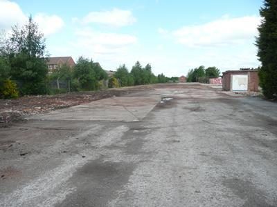 Residential Development Commercial for sale in Residential Development Site , Yorke Street/Blake Street , Mansfield, Nottinghamshire, NG19 9NH