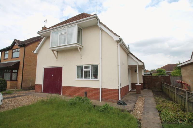3 Bedrooms Detached House for sale in Fairview Way, Spalding