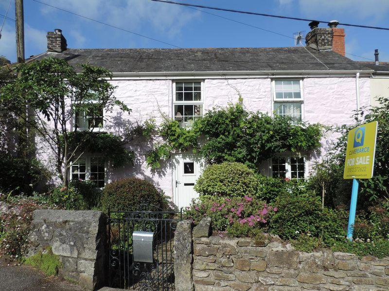 3 Bedrooms Cottage House for sale in Perranwell Station, Nr. Truro