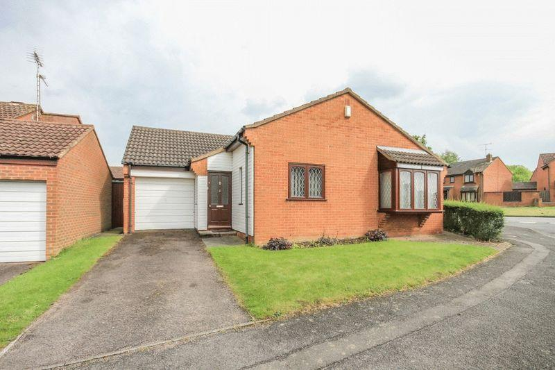 2 Bedrooms Detached Bungalow for sale in WOODMINTON DRIVE, CHELLASTON