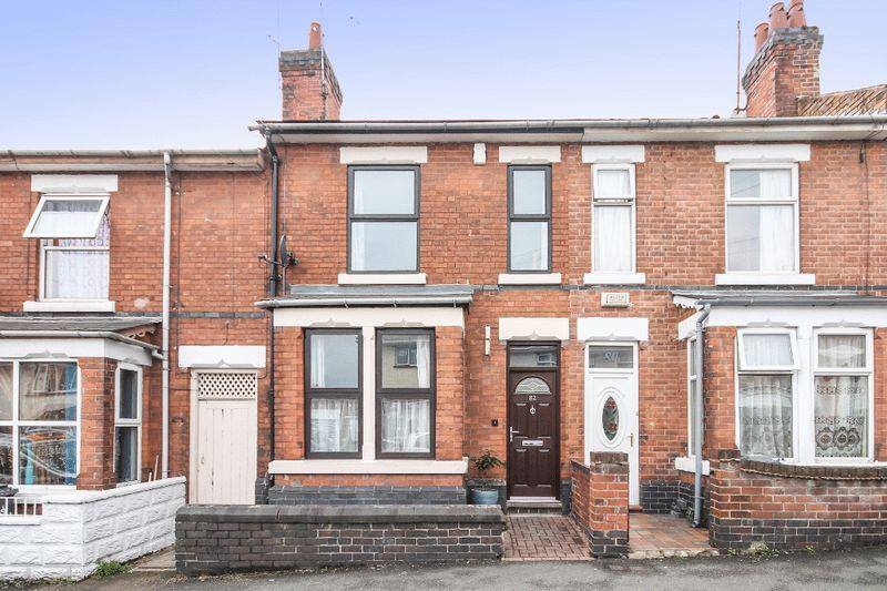 3 Bedrooms Terraced House for sale in STONEHILL ROAD, DERBY