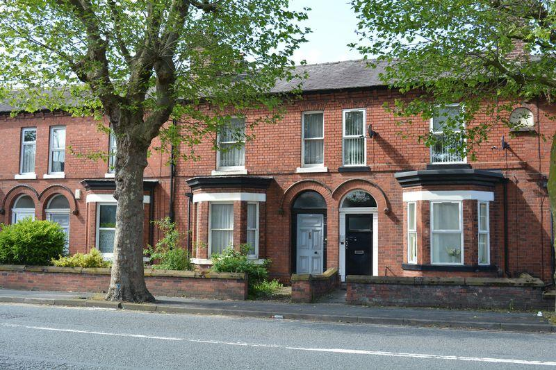 4 Bedrooms Terraced House for sale in Wilderspool Causeway, Warrington