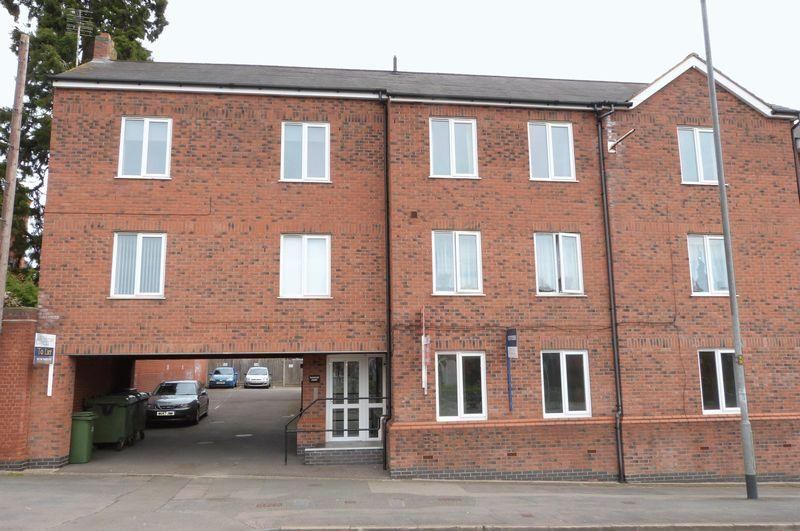 2 Bedrooms Apartment Flat for sale in Bull Head Street, Wigston Magna