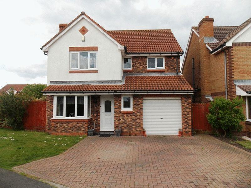 4 Bedrooms Detached House for sale in Gateley Avenue, South Beach, Blyth