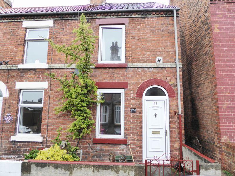 2 Bedrooms Terraced House for sale in Humber Street, Retford