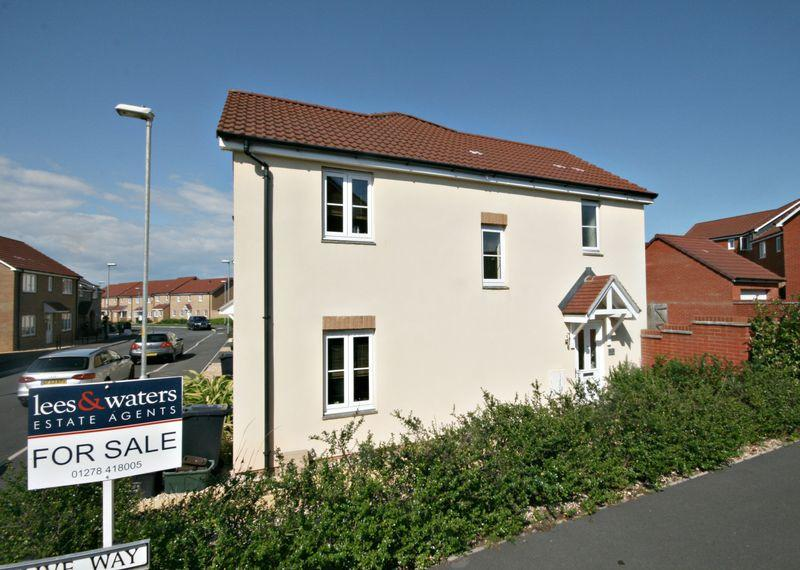 3 Bedrooms End Of Terrace House for sale in Olive Way, Bridgwater