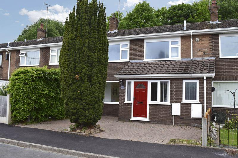 3 Bedrooms Mews House for sale in Cawthorne Avenue, Warrington