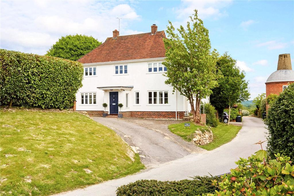 4 Bedrooms Detached House for sale in The Green, Frant, Tunbridge Wells, Kent, TN3
