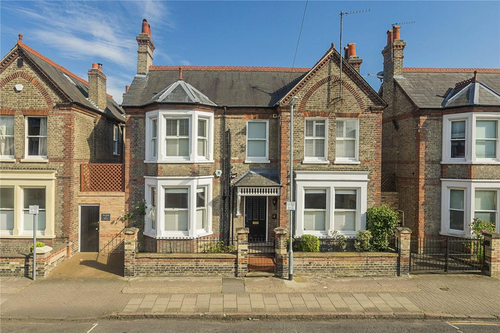4 Bedrooms Detached House for sale in Glisson Road, Cambridge, Cambridgeshire, CB1