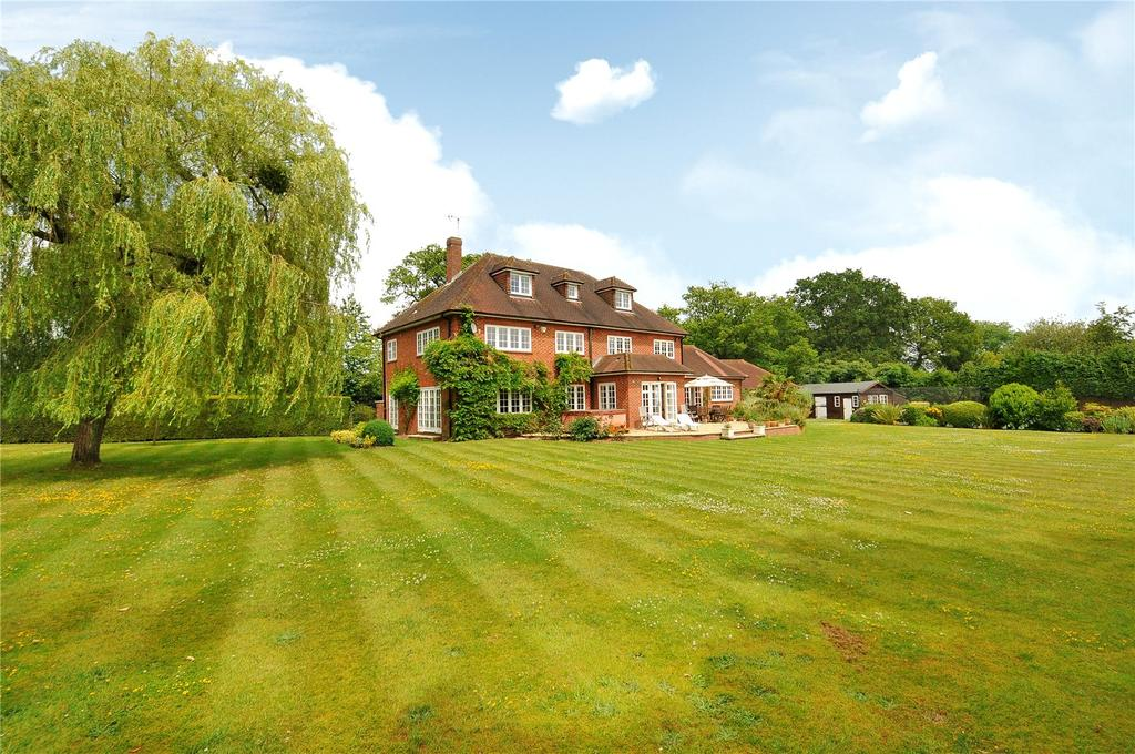 5 Bedrooms Detached House for sale in Grange Road, Cookham, Maidenhead, Berkshire, SL6