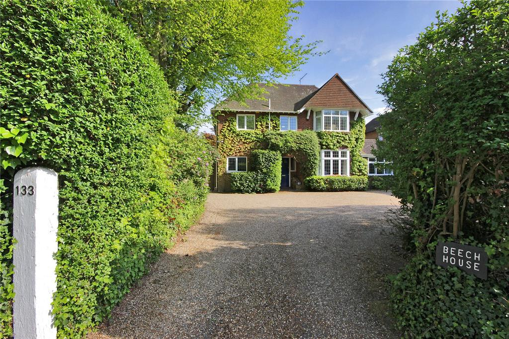 5 Bedrooms Detached House for sale in Forest Road, Tunbridge Wells, Kent, TN2