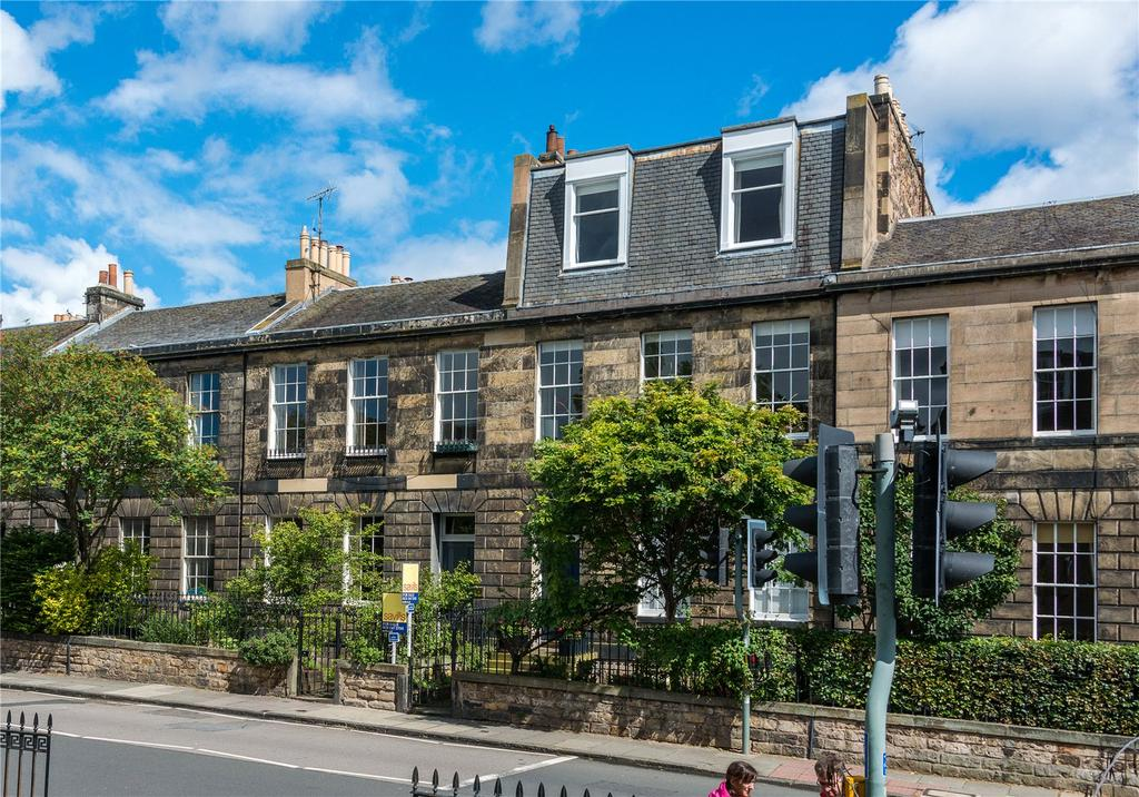 5 Bedrooms Terraced House for sale in 29 Howard Place, Inverleith, Edinburgh, EH3