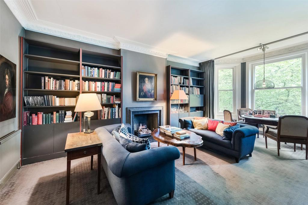 4 Bedrooms Flat for sale in Bramham Gardens, London, SW5