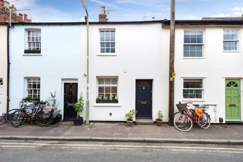 2 Bedrooms Terraced House for sale in Grove Street, Oxford, Oxfordshire