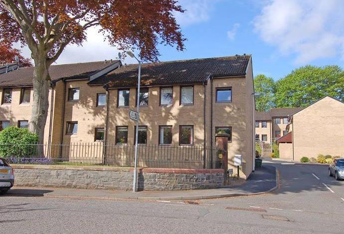 1 Bedroom Flat for sale in 2 Rose Park, Peebles, EH45 8HP