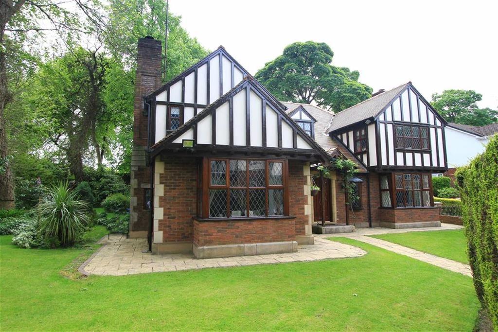 5 Bedrooms Detached House for sale in 1, Mansfield Grange, Oakenrod, Rochdale, OL11