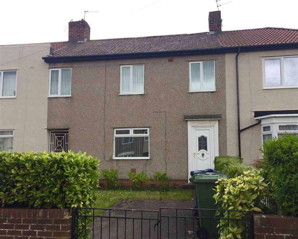 4 Bedrooms Terraced House for sale in Warkworth Avenue, South Shields