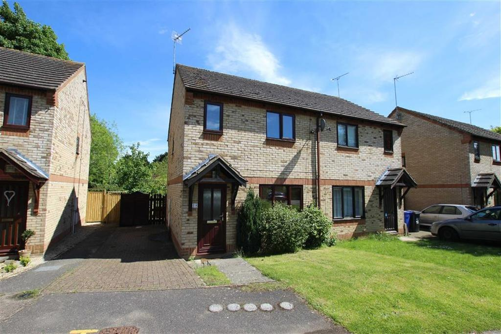 3 Bedrooms Semi Detached House for sale in 18, Yeomans Close, Brackley
