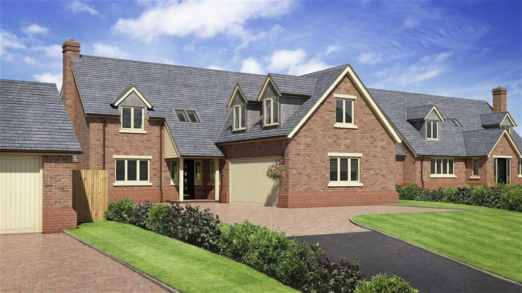 5 Bedrooms Detached House for sale in Plot 2 Highfield, Holyhead Road, Montford Bridge, SY4