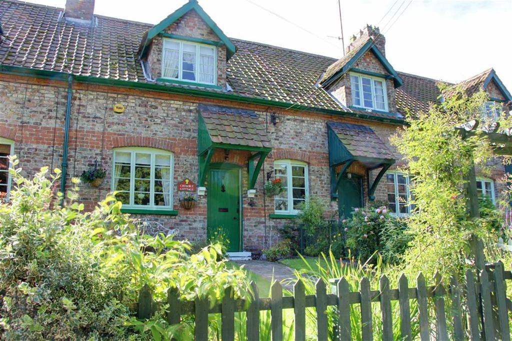 2 Bedrooms Cottage House for sale in No 2 New Row, Malton