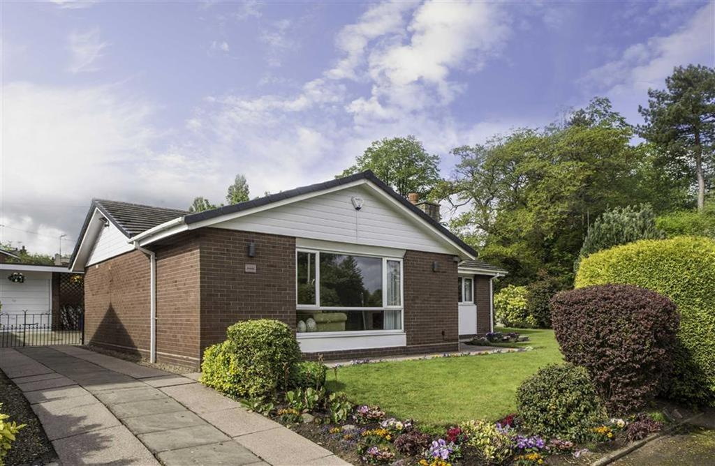 3 Bedrooms Detached Bungalow for sale in Forest Close, Cuddington