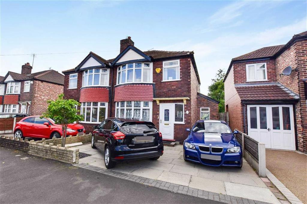 3 Bedrooms Semi Detached House for sale in Colebrook Road, Timperley, Cheshire, WA15