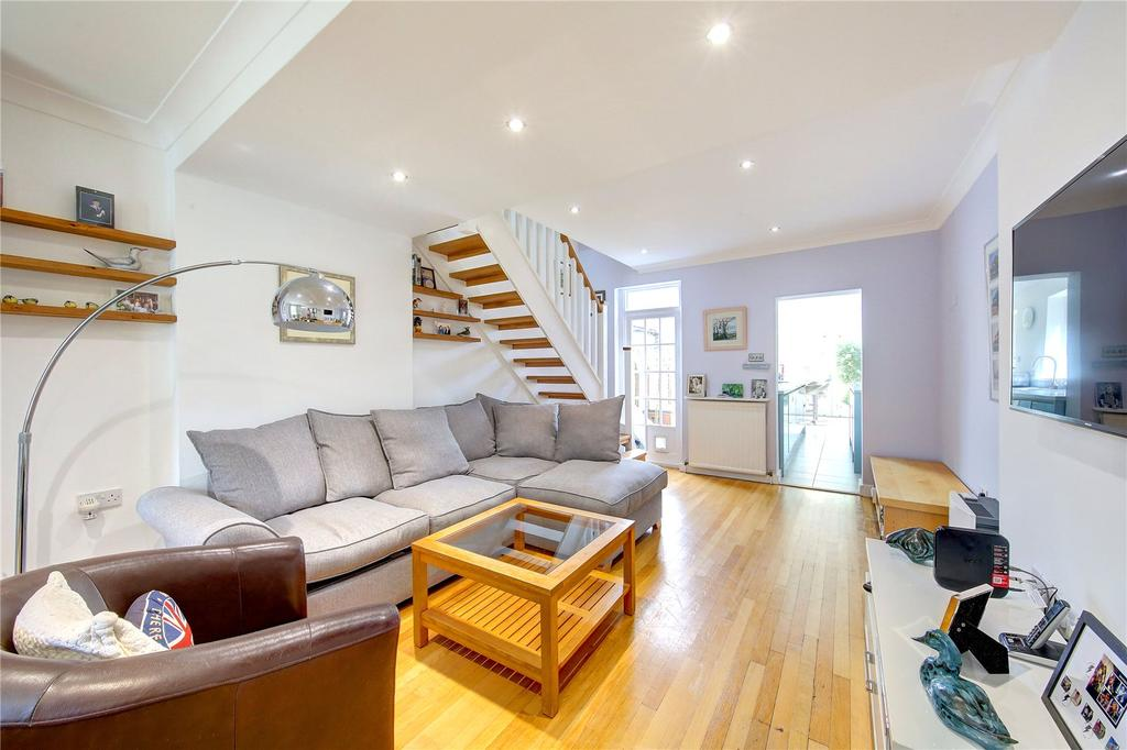 2 Bedrooms Terraced House for sale in Evelyn Road, Ham, TW10
