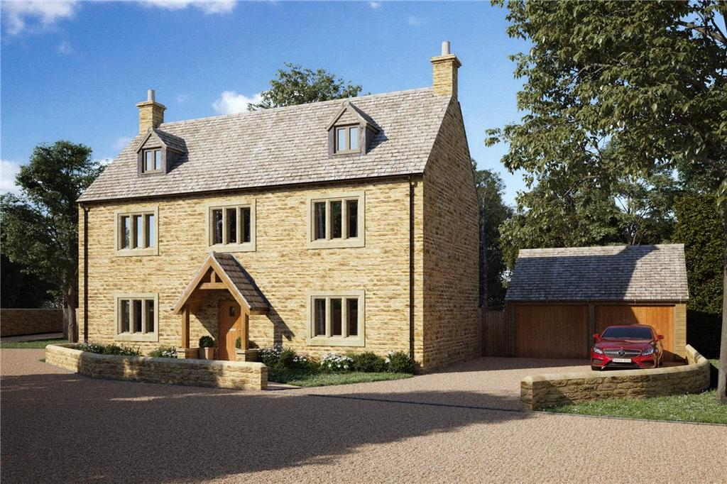 5 Bedrooms Residential Development Commercial for sale in Orchard House, Fayre Court, Milton Street, Fairford, GL7
