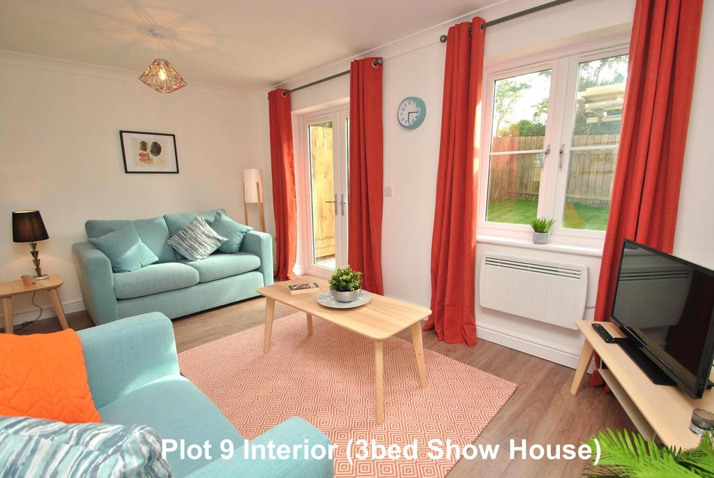 3 Bedrooms Terraced House for sale in Churchtown Close, Roche