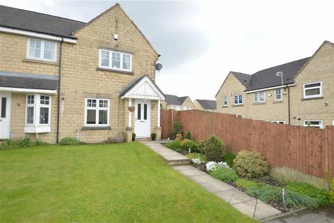2 bedroom end of terrace house for sale - Magpie Close, Bradford 6, Bradford