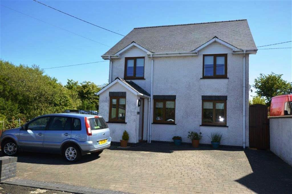 4 Bedrooms Detached House for sale in Tudor House, Llanrhystud, Aberystwyth, SY23