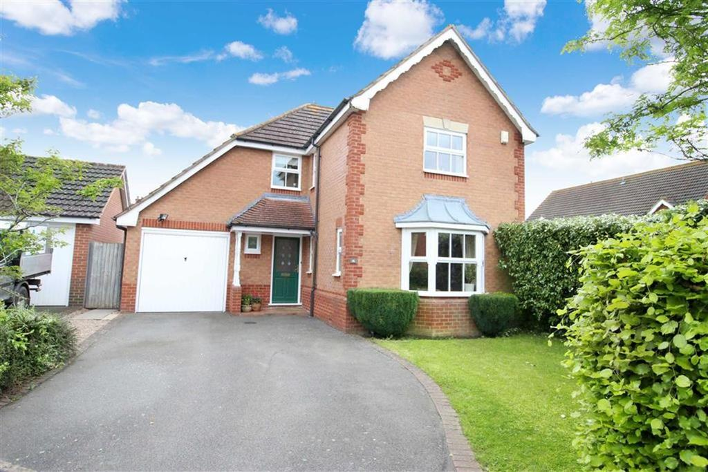 4 Bedrooms Detached House for sale in Percival Drive, Harbury, CV33