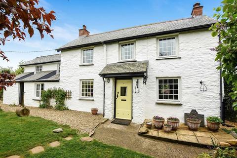 4 bedroom detached house for sale - Furze Hill, Barbrook, Lynton, Devon, EX35