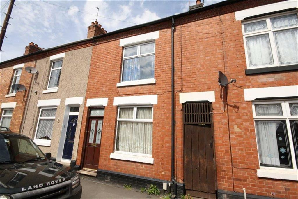 3 Bedrooms Terraced House for sale in Willington Street, Nuneaton