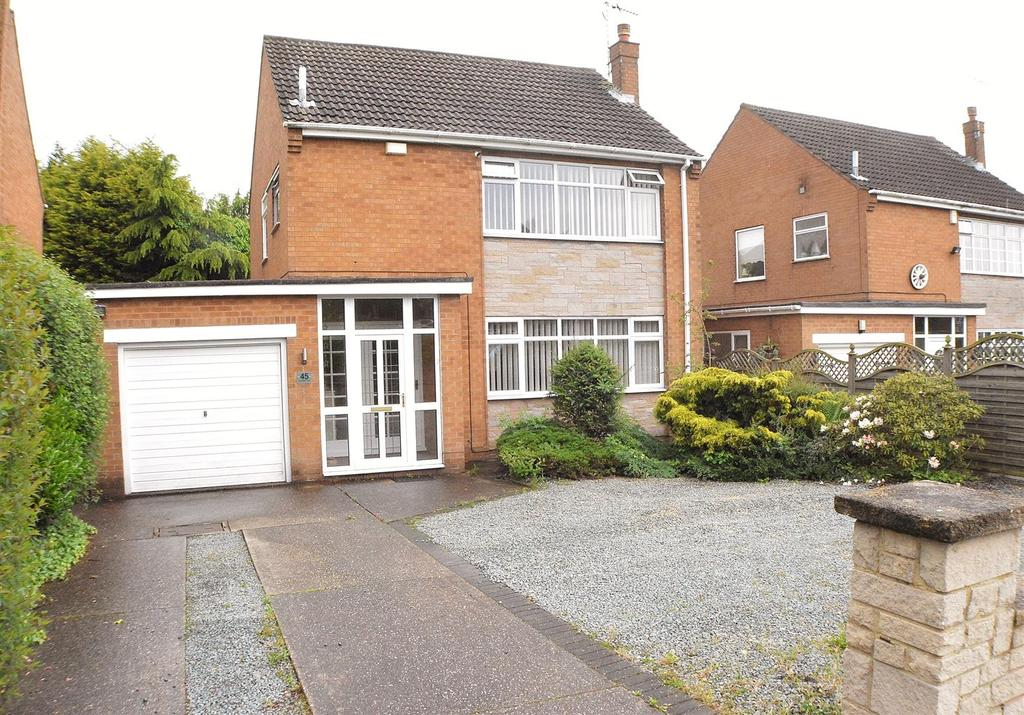3 Bedrooms Detached House for sale in Lindhurst Lane, Mansfield