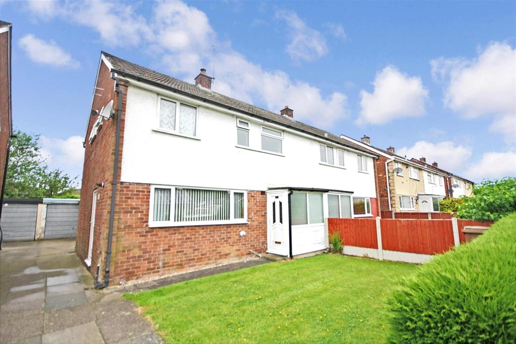 3 Bedrooms Semi Detached House for sale in Brookhouse Road, Oswestry