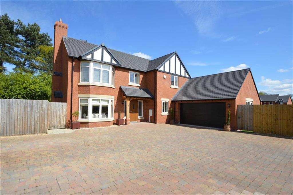 5 Bedrooms Detached House for sale in 3, Lewis Way, Bicton, SY3