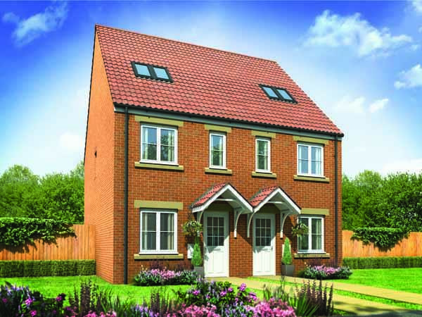 3 Bedrooms End Of Terrace House for sale in PLOT 16, LINDALE PARK ALVERTHORPE WF2 0AN