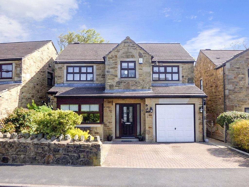 4 Bedrooms Detached House for sale in Longacre Lane, Haworth, Keighley, West Yorkshire