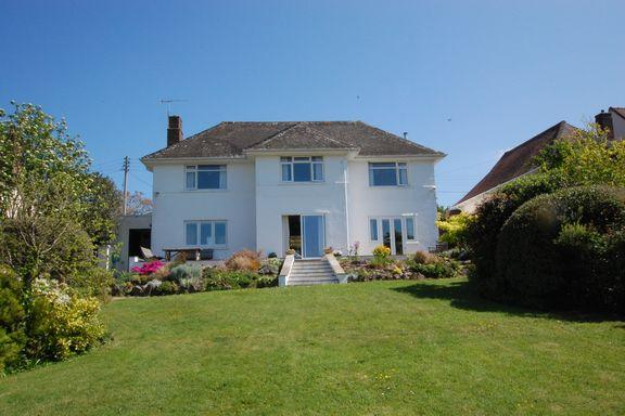 4 Bedrooms Detached House for sale in Bossington Lane, Porlock