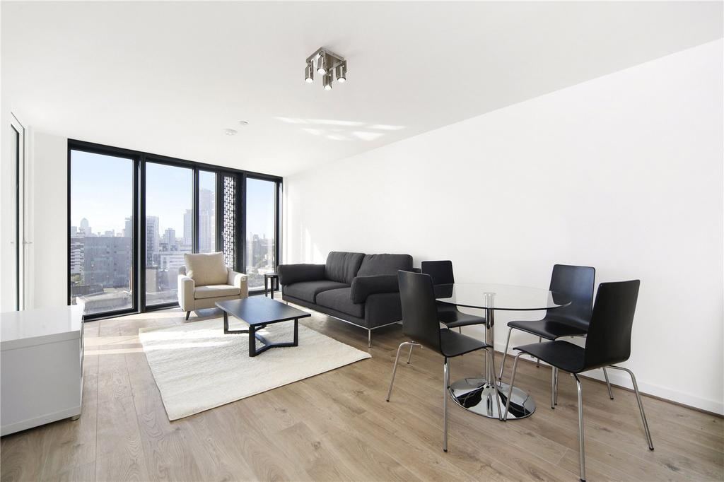 2 Bedrooms Flat for sale in Unex Tower, 7 Station Street, London, E15
