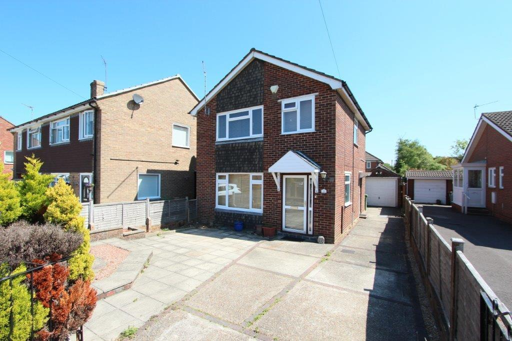 3 Bedrooms Detached House for sale in Mapleton Road, Hedge End SO30