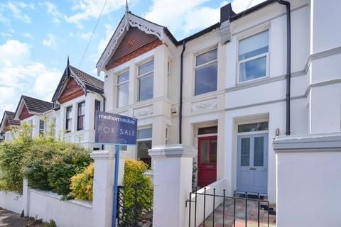 3 bedroom terraced house for sale - St Lukes Road, Brighton, East Sussex, BN2