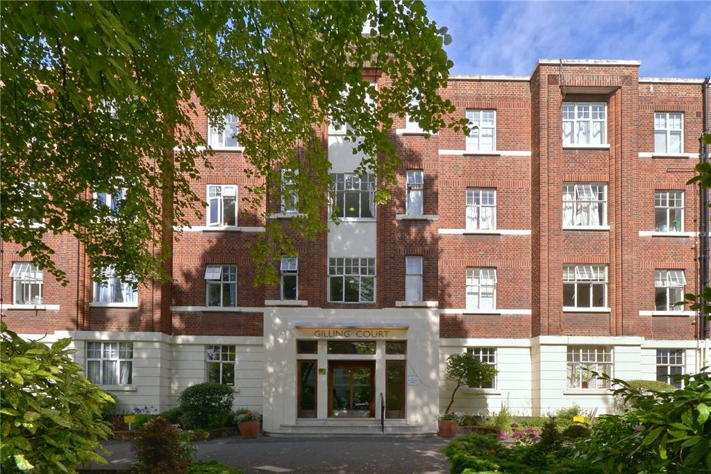 2 Bedrooms Flat for sale in Gilling Court, Belsize Grove, London, NW3