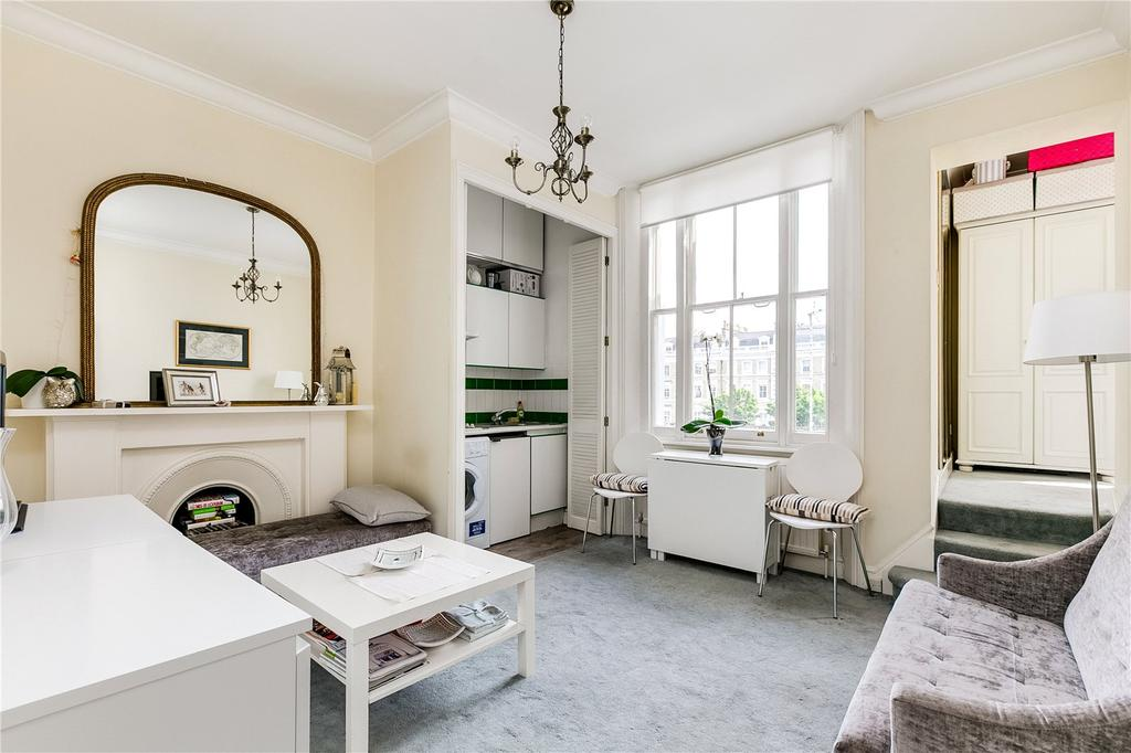 1 Bedroom Flat for sale in Cranley Gardens, South Kensington, London