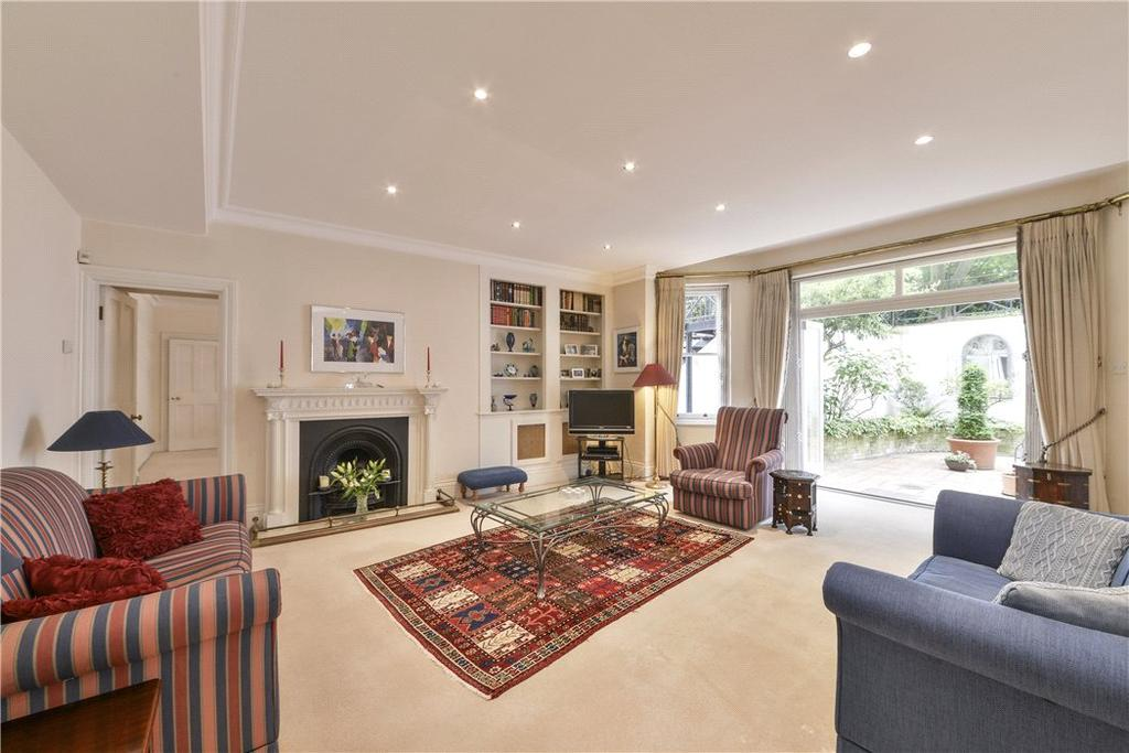 4 Bedrooms Flat for sale in Airlie Gardens, London, W8