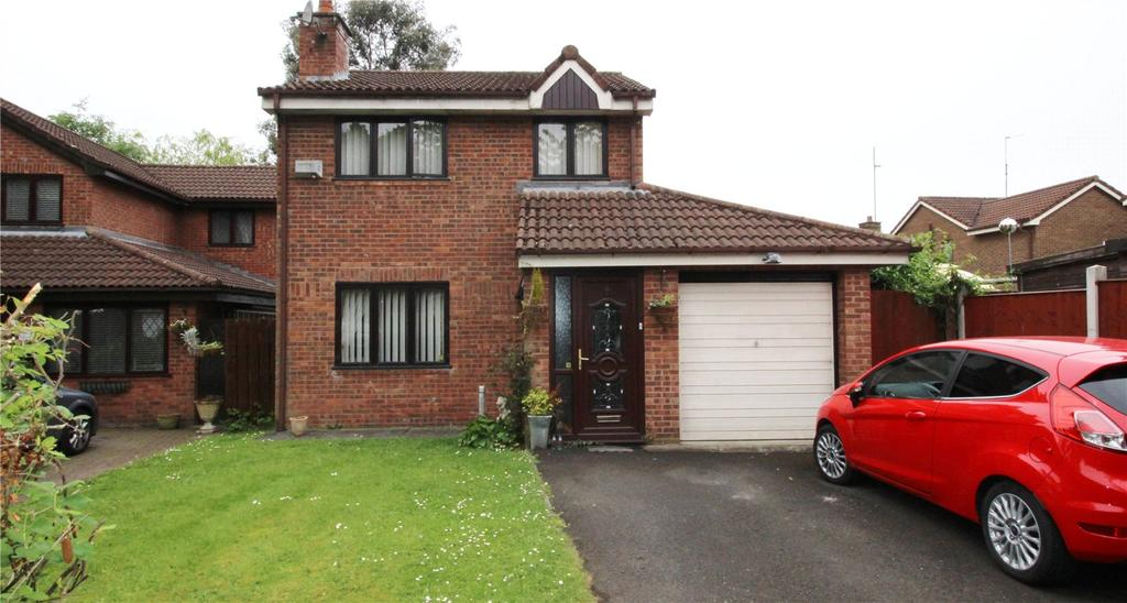3 Bedrooms Detached House for sale in Oak Close, Liverpool, Merseyside, L12